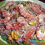 recette Salade Océane (Weight Watchers ProPoints)