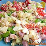 recette Salade de quinoa à la Grecque (WW ProPoints)