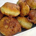 recette Accras de morue Antillais