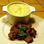 recette Sauté de veau aux agrumes.