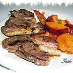 recette magrets de canard grillés aux nectarines et sirop d'érable