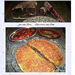 recette pain tomate  ( tapas- dîner apéritif )