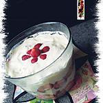 recette tiramisu aux trois fruits