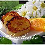 recette Pain doré à l'orange