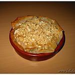 recette Mini pastilla au poulet
