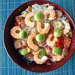 pat thai : recette salade exotique