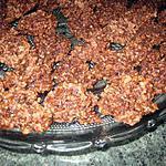recette Moelleux aux noisettes