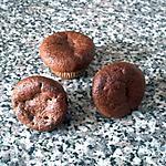 recette MUFFINS A LA BANANE