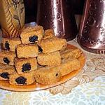 recette Makroudh aux dattes ( gharss)