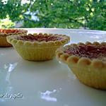 recette ~Tartelettes au sucre à la fleur de sel~