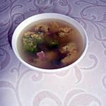 recette Soupe aux oeufs