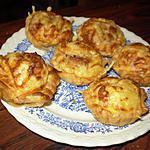 recette Tartelette au saucisson sec