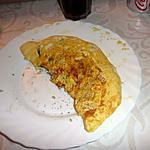 recette Omurice : omelette à la japonaise