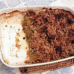 recette Crumble de courgettes à la menthe