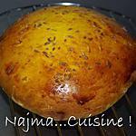 recette pain aux grains de fenouil et à l'anis
