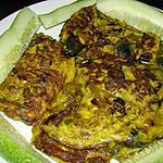 recette Omelette persane à l'aubergine