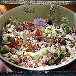 recette taboulé de chou-fleur
