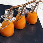recette Gaspacho de tomates