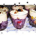 recette tiramisu aux nectarines et mûres sauvages