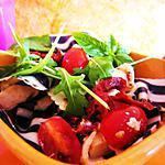 recette Salade de pâtes tomates et mozzarella
