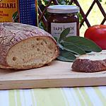 recette Pain au Levain Sans Gluten