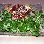 recette Tarte tatin aux oignons rouges
