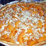recette Tarte aux abricots et à la crème pâtissière