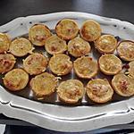 recette mini quiches lorraine apéritif