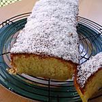 Cake du Brésil à la Noix de Coco