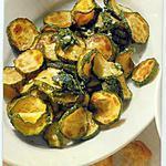recette Courgettes marinées