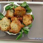 recette beignets de saint jacques