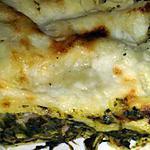 recette Lasagnes épinard - jambon