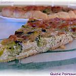recette Quiche Poireau Brocoli Ortie