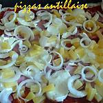 pizzas antillaise