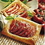 recette Jalousie aux tomates