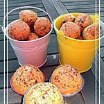 recette Muffins Pépites de Chocolat (sans matières grasses!!)