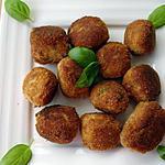 recette Bolinhas de Atum   (boulettes de thon)