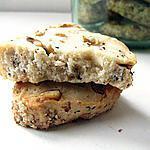 recette COOKIES FROMAGE FRAIS ET NOIX (MARTHA STEWART)