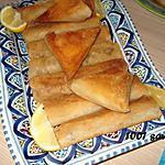 recette brik au thon