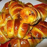recette Croissants au merguez