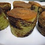 recette muffin marbre au chocolat et a l'erable