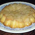 recette gâteau de semoule aux poires
