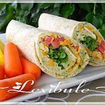 recette Wrap Mexipolo