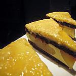 recette Symphonie poires-caramel