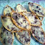 recette Barquettes a la viande hachée et a la sauce béchamel.