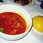 recette sauce graine à la viande
