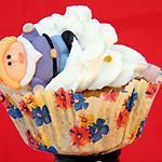 recette Ooo Cupcake à la pomme & chantilly de Cidre ooO