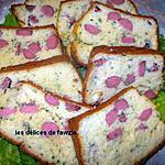 recette Cake au mini saucisses de dinde