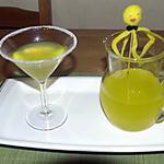 recette liqueur de citron