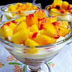 dessert fruits : recette Charlotte au Fruits en Coupe